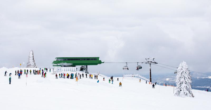 Feldberg, Skilift, Wintersport, Schnee, Schwarzwald, © Philipp von Ditfurth - dpa (Symbolbild)