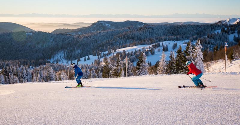 Feldberg, Schwarzwald, Skifahren, Wintersport, © Liftverbund Feldberg (Symbolbild)