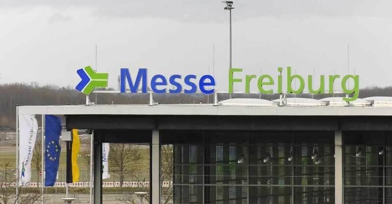 Das Messegelände der Messe Freiburg auch Startpunkt des Freiburg Marathon, © baden.fm
