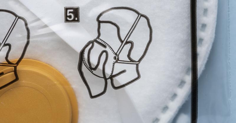 Mundschutz, FFP3, Atemschutzmaske, Coronavirus, © Christian Beutler - Keystone / dpa