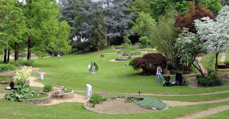 Park, Freiburg, Botanischer Garten, Frühling, © Pixabay (Symbolbild)