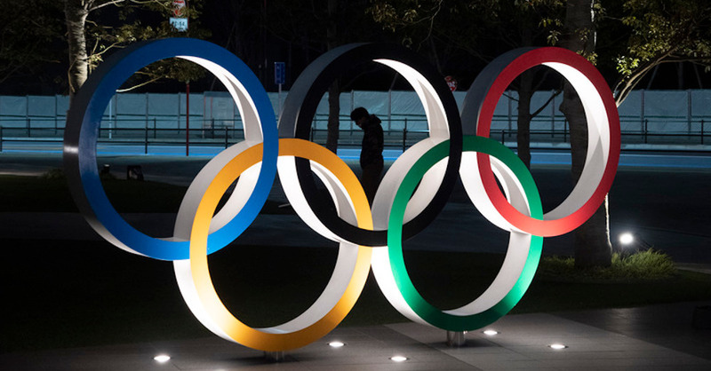 Tokio, Olympische Spiele, Olmypia, © Jae C. Hong - AP / dpa (Symbolbild)