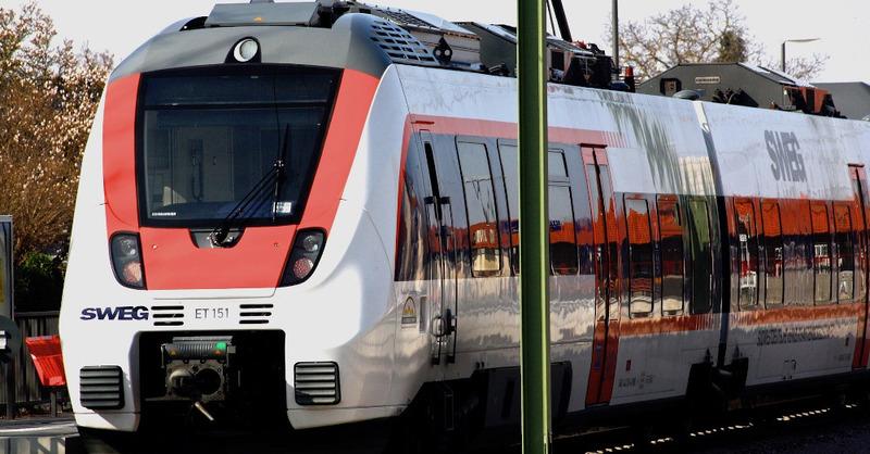 Regionalbahn, SWEG, Staufen, © Pixabay (Symbolbild)