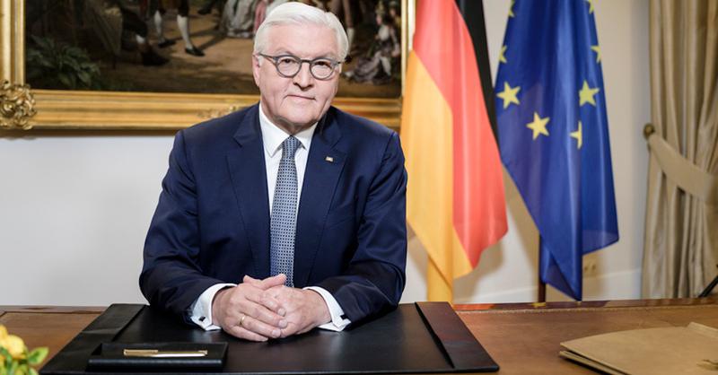 Bundespräsident, Frank-Walter Steinmeier, Fernsehansprache, Ostern, © Jesco Denzel - Bundespresseamt / dpa