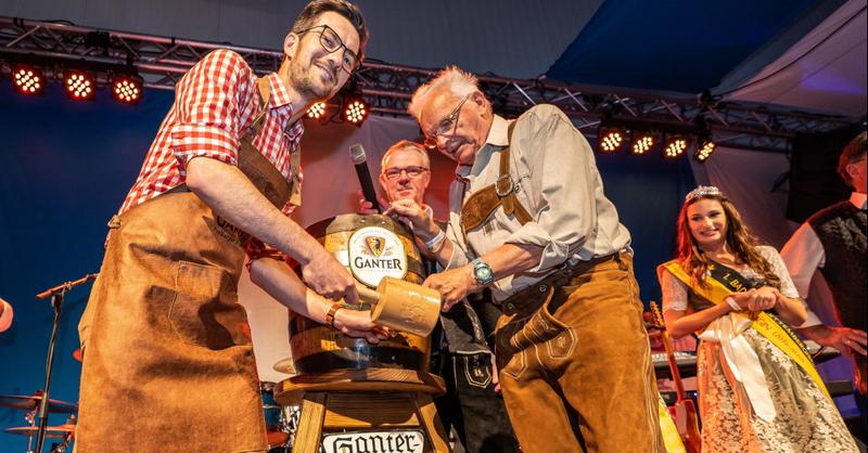 © Fassanstich 2019/Brauerei Ganter