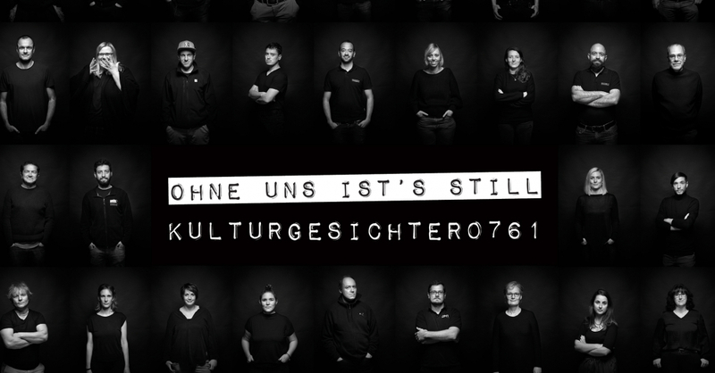 Kultur, Freiburg, Veranstaltungsbranche, © ©Felix Groteloh