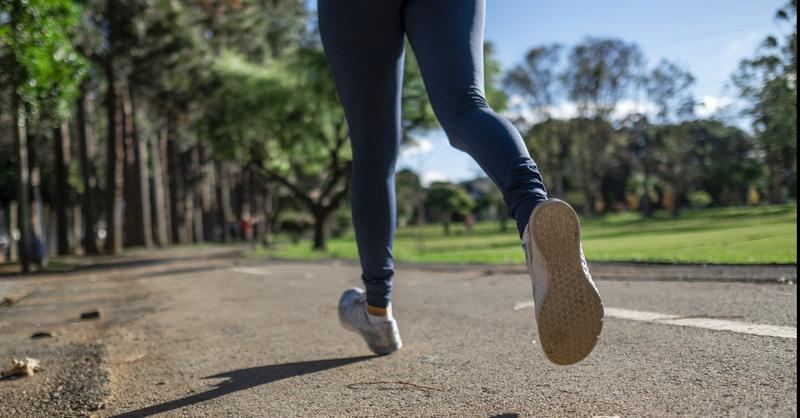Joggen, Frau, Sport, © © Symbolbild Pixabay