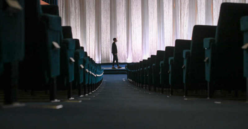 Kinosaal, Kino, Film, Filmtheater, © Jens Kalaene - dpa (Symbolbild)