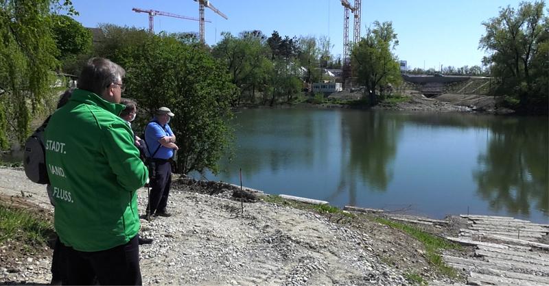 Landesgartenschau, 2022, Neuenburg, Rhein, Wuhrloch, Stadtpark, See, © baden.fm