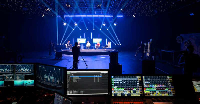 Confertainment Center, Streaming Studio, Europa-Park, Rust, © Europa-Park