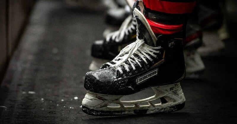 Eishockey, Schlittschuhe, DEL2, EHC Freiburg, Wölfe, © Pixabay (Symbolbild)