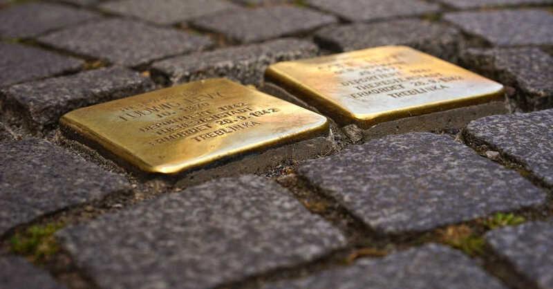Stolpersteine, Weltkriegsopfer, Antisemitismus, Opfer, © Pixabay (Symbolbild)