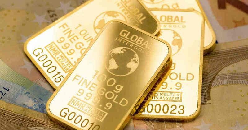 Goldbarren, Gold, Wertanlage, Geld, Kapital, Vermögen, © Pixabay (Symbolbild)