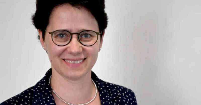 Marion Gentges, Lahr, Justizministerin, Baden-Württemberg, CDU, © Bernd Weißbrod - dpa