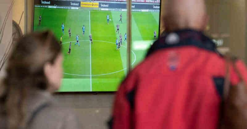Fußball, Fernsehen, EM 2021, Europameisterschaft, TV, © Silas Stein - dpa (Archivbild)
