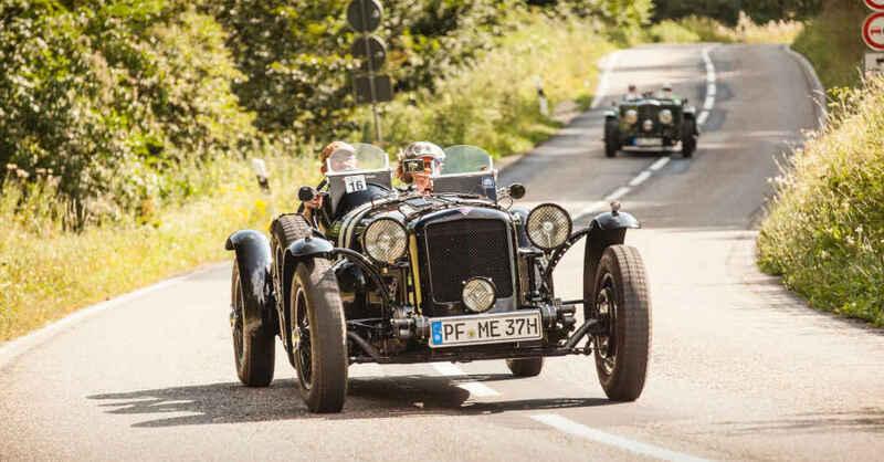 Schauinsland Klassik, Oldtimer, Rallye, © Marcel Bischler (Archivbild)