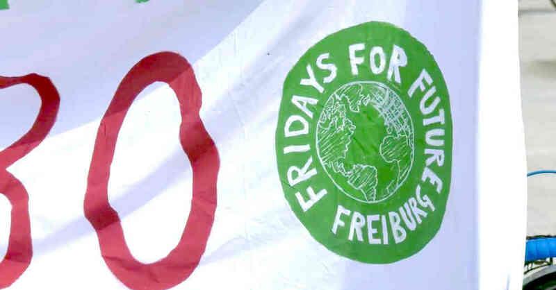 Fridays for Future, Freiburg, Klimastreik, Klimaschutz, © baden.fm