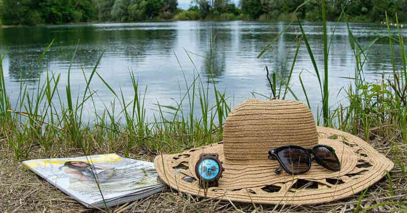 Baggersee, Badesee, Abkühlung, Gewässer, Schwimmen, © Pixabay (Symbolbild)