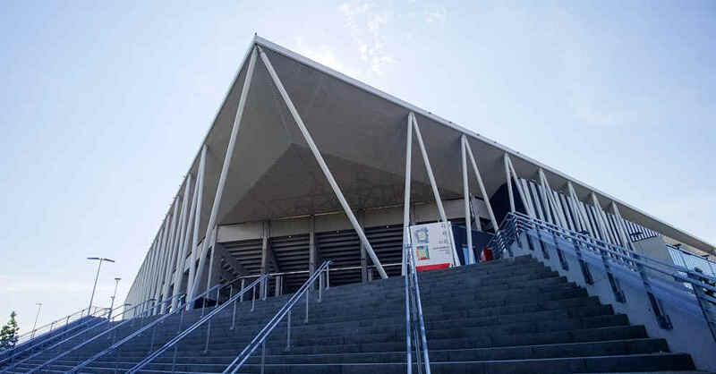 Fußballstadion, SC Freiburg, Wolfswinkel, Arena, Bundesliga, © baden.fm