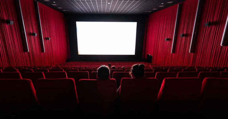 Kinosaal, Kino, Sessel, Leinwand, Film, Vorführung, Vorstellung, © Robert Michael - dpa (Symbolbild)