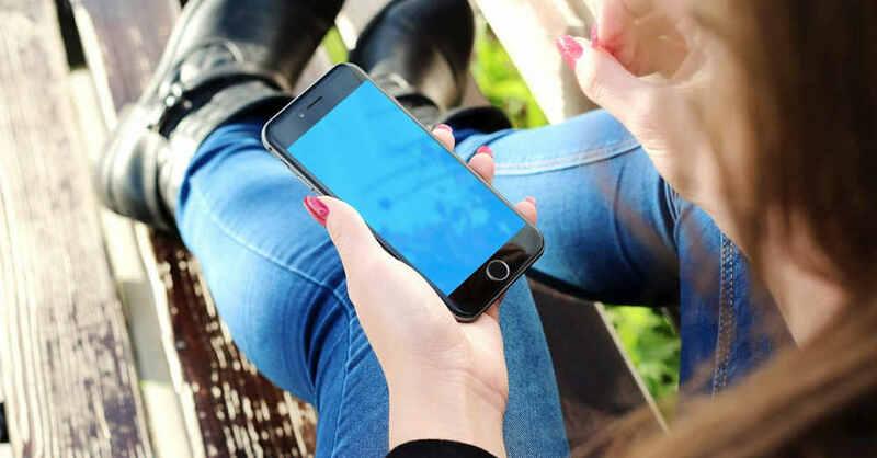 iPhone, Smartphone, Handy, Technik, Internet, Kommunikation, © Pixabay (Symbolbild)