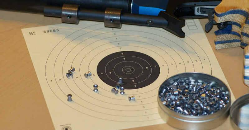 Luftgewehr, Schützenverein, Sportschütze, Gewehr, Waffe, Diabolo, Geschosse, © Pixabay (Symbolbild)