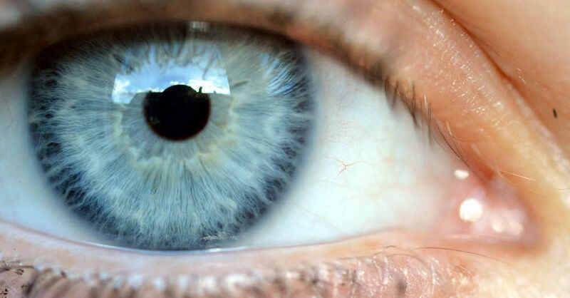 Auge, Iris, Pupille, Augenfarbe, Blick, © Pixabay (Symbolbild)