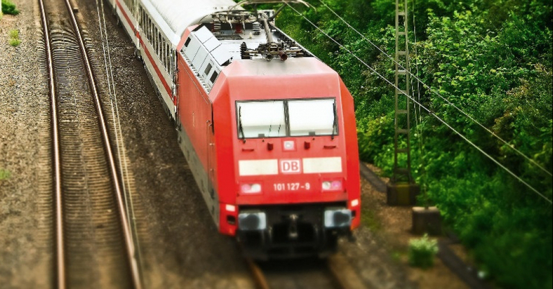 IC, Intercity, Zug, Bahn, © Pixabay