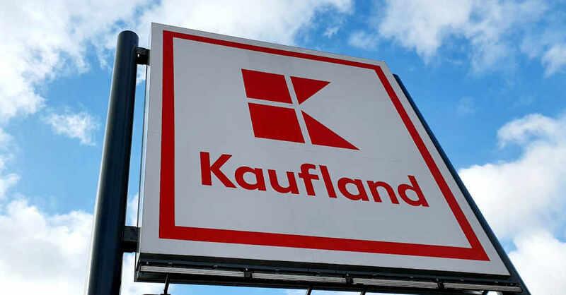 Kaufland, Logo, Supermarkt, Einkaufen, Lebensmittel, © Kaufland (Archivbild)