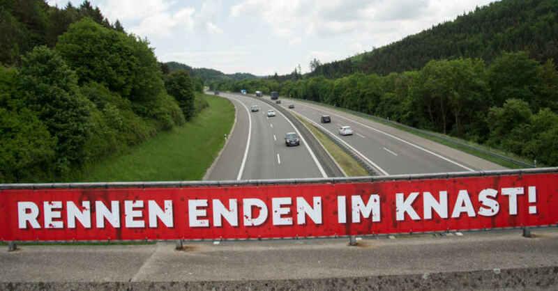 Illegale Autorennen, Raser, Temposünder, Autobahn, © Steffen Schmidt - dpa (Archivbild)