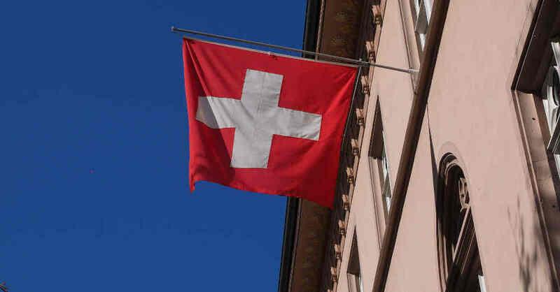 Schweiz, Fahne, Flagge, © Pixabay (Symbolbild)