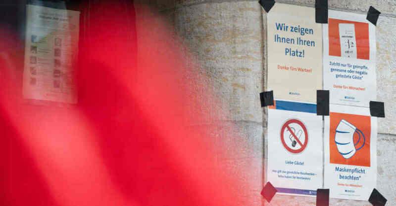 3G-Regeln, getestet, geimpft, genesen, Corona, Regeln, Pandemie, © Marijan Murat - dpa (Symbolbild)