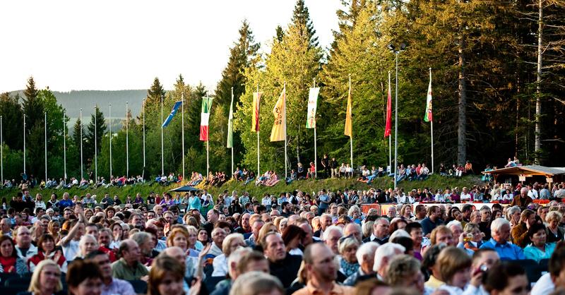 Rothaus FIS Grand Prix Sommerskispringen - Offizielles Training und Qualifikation, © © Veranstalter