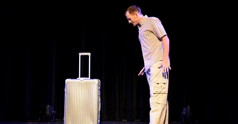 Macho Man - Eine rasante Komödie nach dem Besteller von Moritz Netenjakob, © © Veranstalter