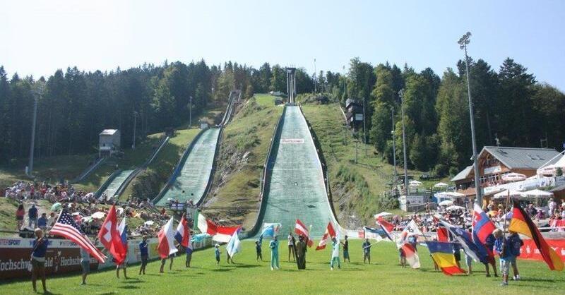 Rothaus FIS Grand Prix Sommerskispringen - Einzelwettkampf Damen und Herren, © © Veranstalter