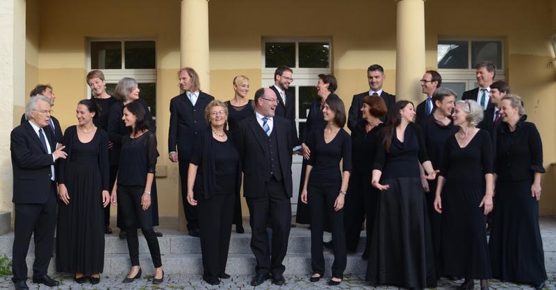 Staufener Musikwoche: Jubiläumskonzert zum 70-jährigen Bestehen mit dem Freiburger Vokalensemble, © © Veranstalter