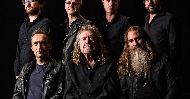 Robert Plant & The Sensational Space Shifters / Josienne Clarke & Ben Walker (Support) - STIMMEN 2018, © © Veranstalter