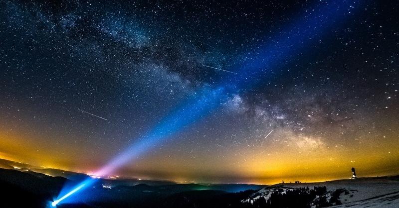 Sternschnuppennächte am Feldberg - Komm und wünsch Dir was!, © © Veranstalter