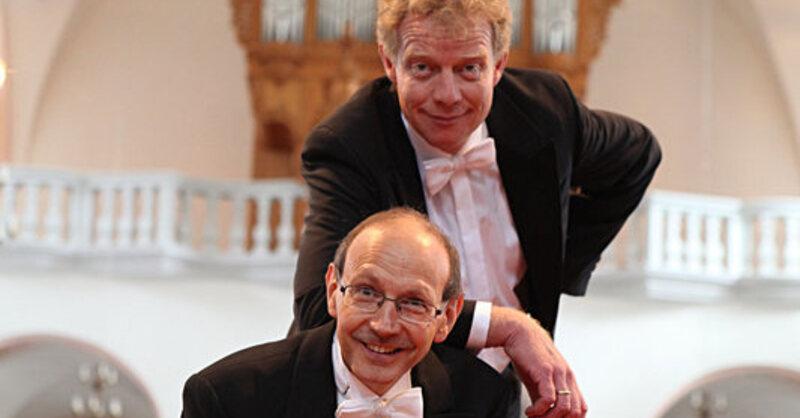 Festliche Konzerte an der Silbermann-Orgel - Im Glanz von Trompete und Orgel, © © Veranstalter