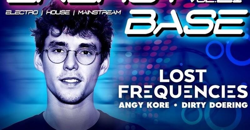 Energy Base Vol. 21 - Clubnight im Kraftwerk mit Lost Frequencies, © © Veranstalter