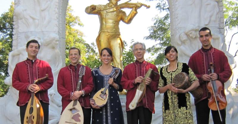 Ensemble Albaycin - Al Andalus Musik aus Algerien, © © Veranstalter