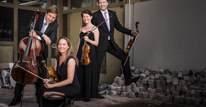Eröffnungskonzert Bergstadtsommer   Frank Dupree & Dönneweg-Quartett, © © Veranstalter