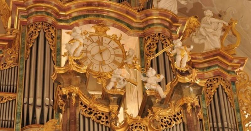 Internationale Orgelkonzerte St. Peter 2018 - Wladimir Matesic, Orgel und Serena Arnò, Gesang, Bologna, © © Veranstalter