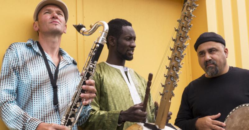 JMO - (SEN, ISR, CH) Afro-World-Music, © © Veranstalter