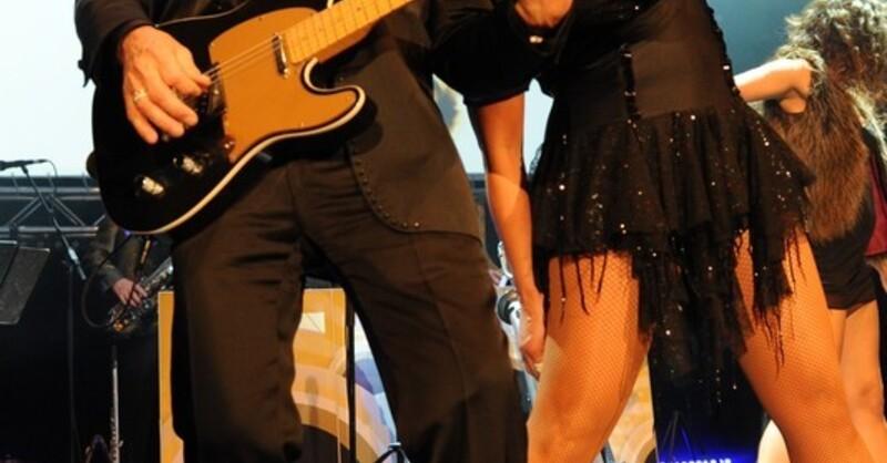 Sweet Soul Music Revue - Open Air mit der Sweet Soul Music Revue, © © Veranstalter