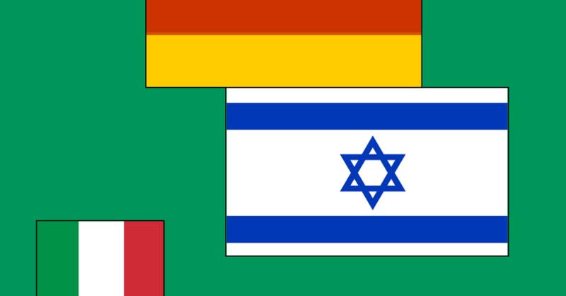Deutschland - Israel & Italien - Niederlande, © © Veranstalter
