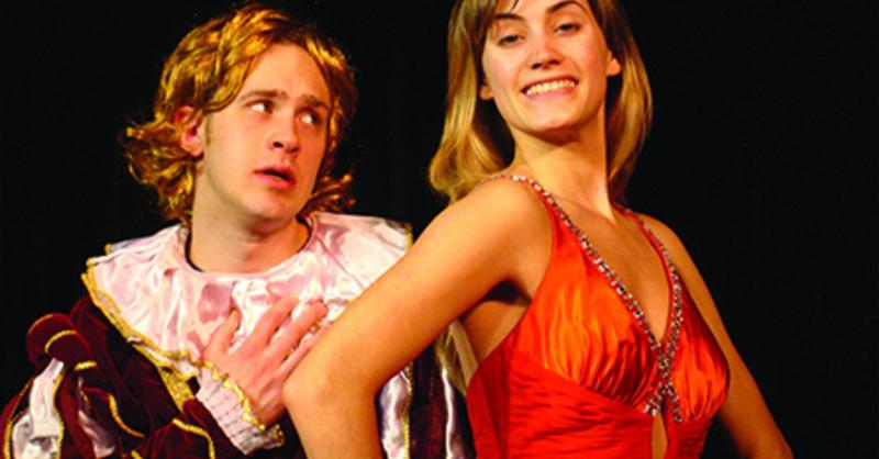 Junges Theater: Prinzessin auf der Erbse - Cala Theater, © © Veranstalter