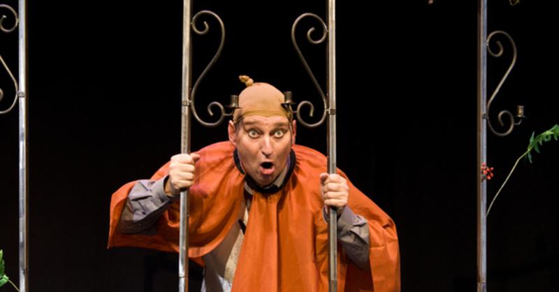 Bernd Lafrenz: Die Lustigen Weiber von Windsor - Frei-komisch nach Shakespeare, © © Veranstalter