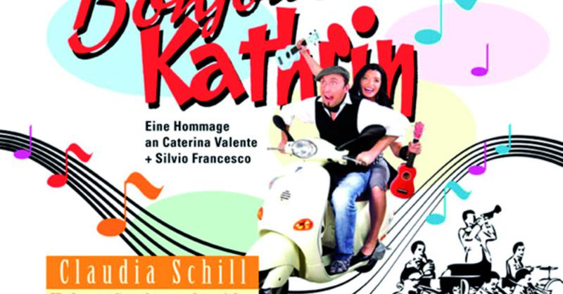 Bonjour Kathrin – Eine Hommage an Caterina Valente + Silvio Francesco, © © Veranstalter
