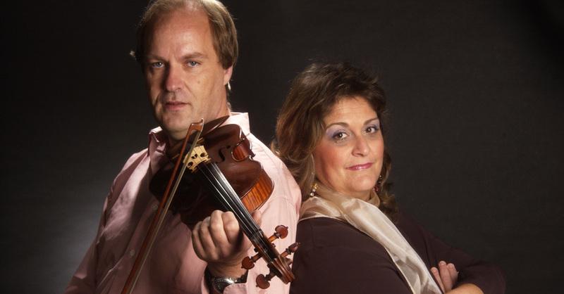 1. Schlosskonzert: Duo Batia Steinbock & Eckart Lorenzen (Klavier/Geige), © © Veranstalter